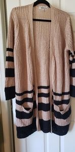 2 beautiful long sweaters for the price of one